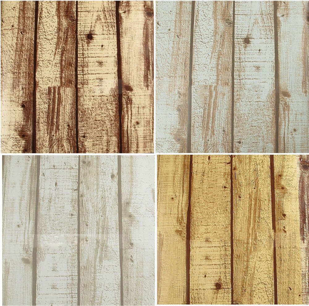 Wall mural vintage rustic 3d wood panel wide wooden plank for 3d wood wallpaper