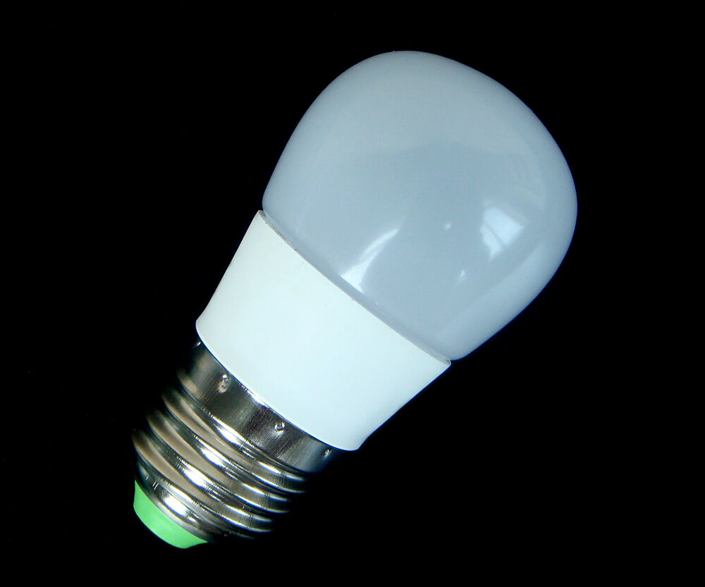 1x New E27 Dc 12v Led Bulb 1w Warm White 9 5050 Smd Led Globe Blub Lamp Light Ebay