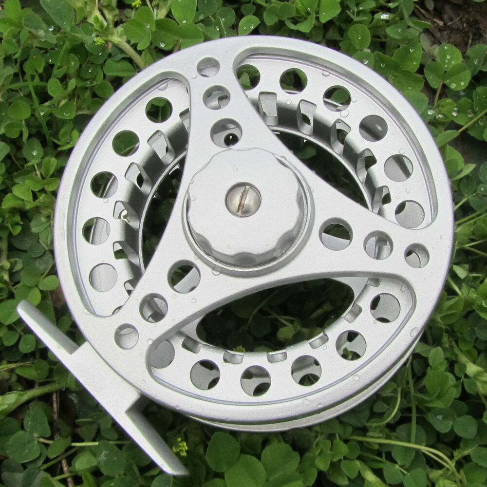 Aluminum fly fishing reel 3 4 5 6 7 8 choose size left and for Fly fishing reels ebay