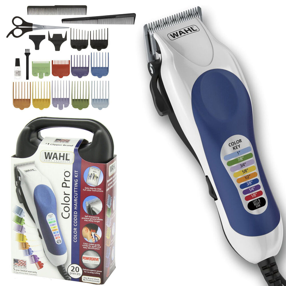 how to put blades back on wahl clippers