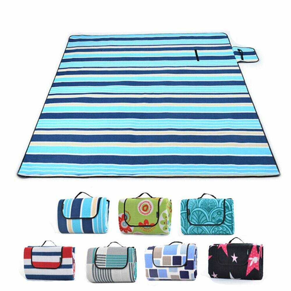 Waterproof Outdoor Garden Beach Camping Picnic Mat Pad