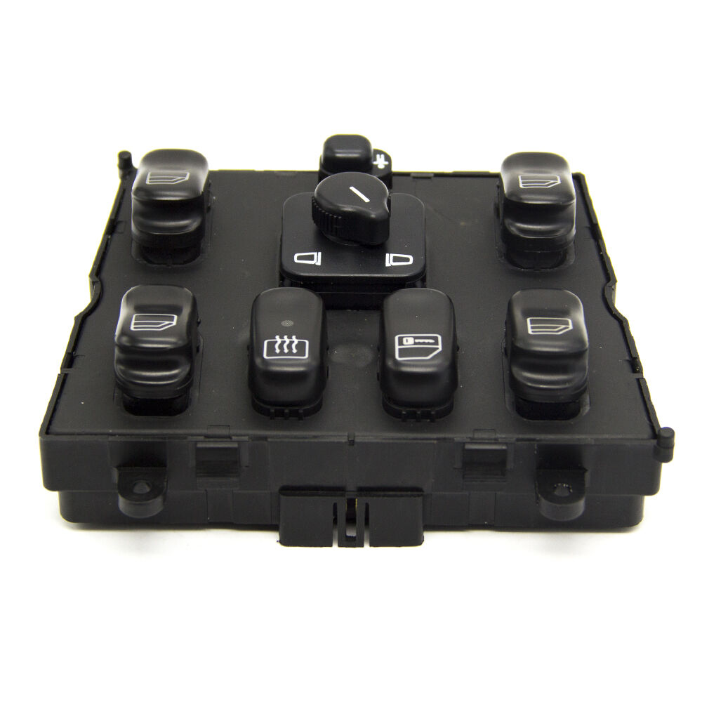 Power Window Master Control Switch For 1998-2003 Mercedes
