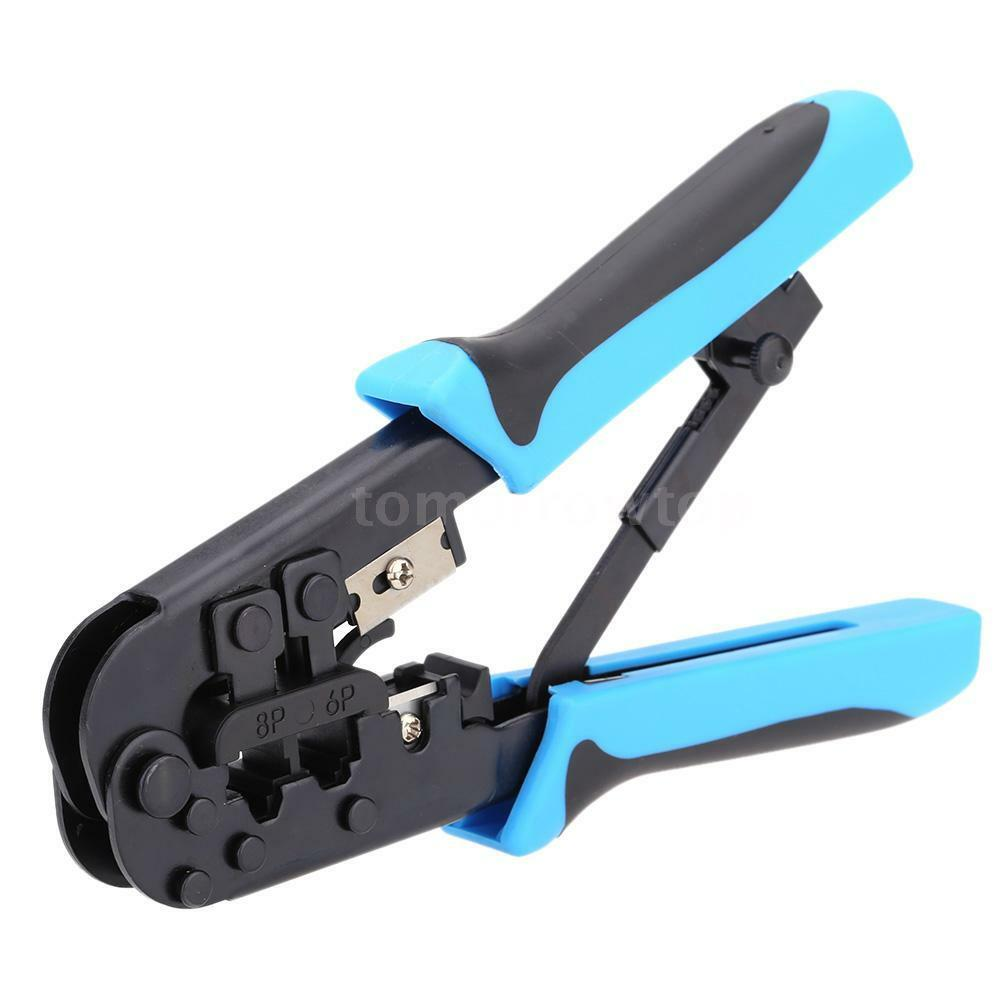 multifunctional cable wire stripper crimping crimper pliers terminal cutter tool ebay. Black Bedroom Furniture Sets. Home Design Ideas
