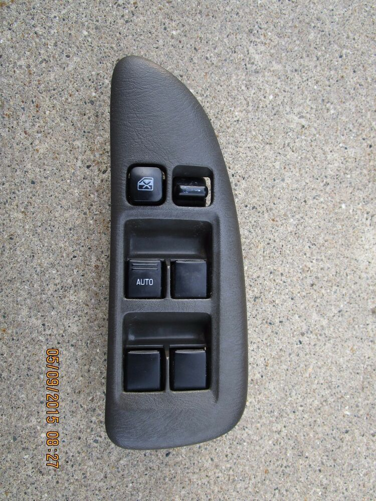 98 01 nissan altima driver side left side master power for 2000 nissan altima window switch