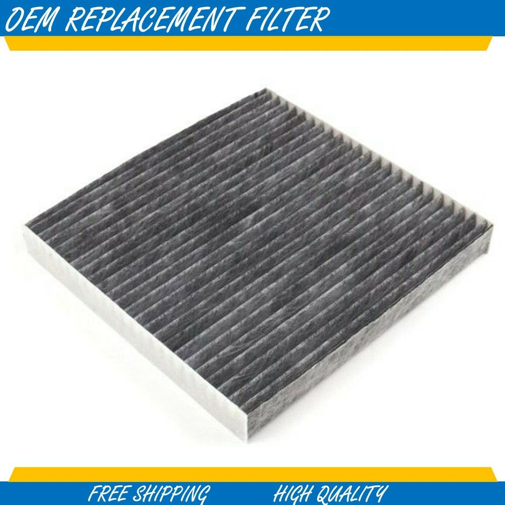 c45871 carbon nissan cabin air filter for nissan altima maxima murano quest ebay. Black Bedroom Furniture Sets. Home Design Ideas