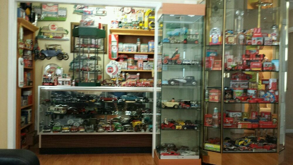 Coca Cola Collection With Display Cases Ebay
