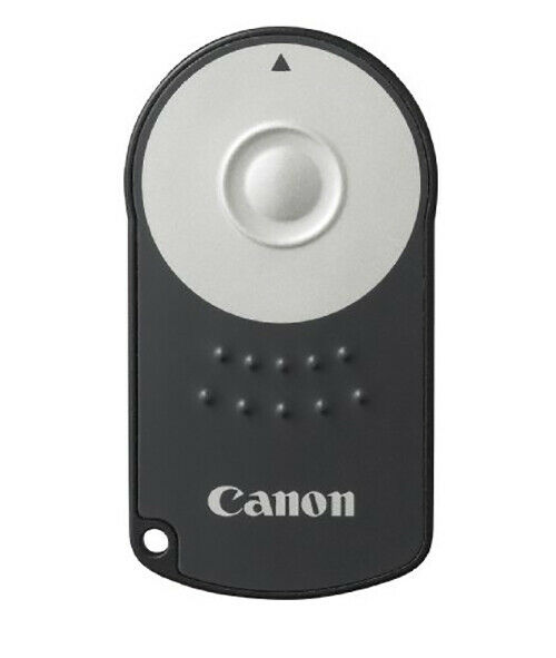 canon rc 6 wireless remote control how to use