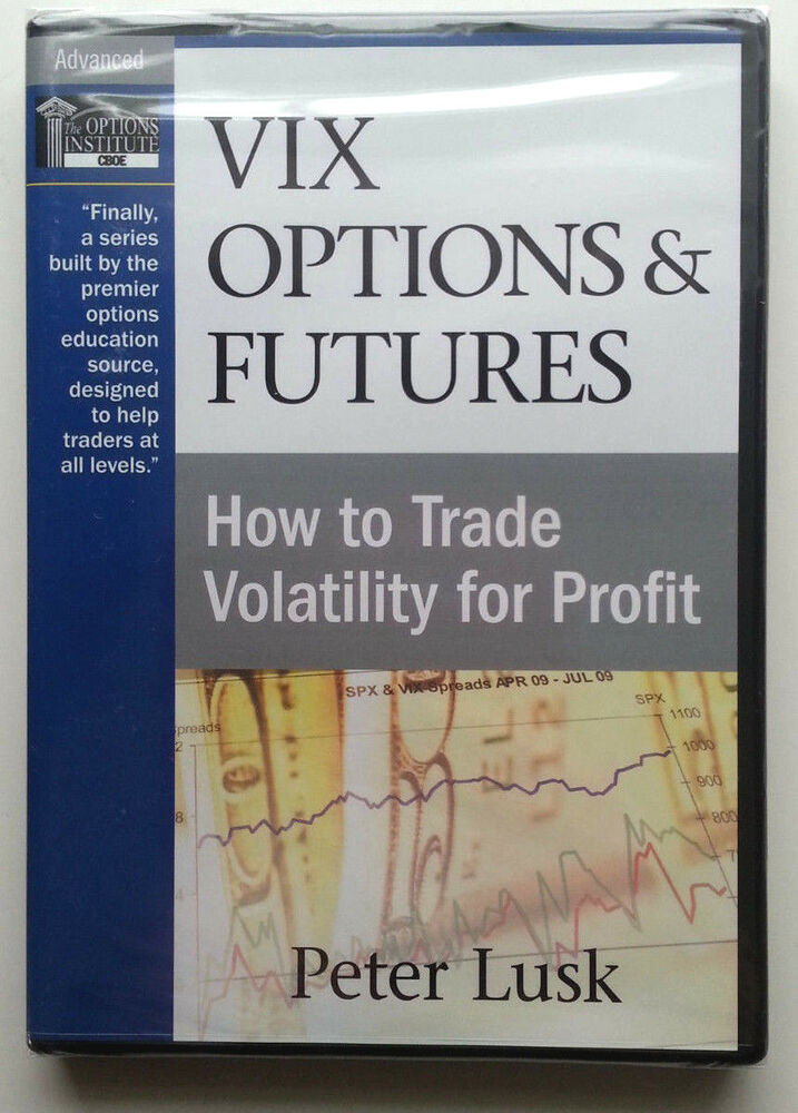 How trade vix options