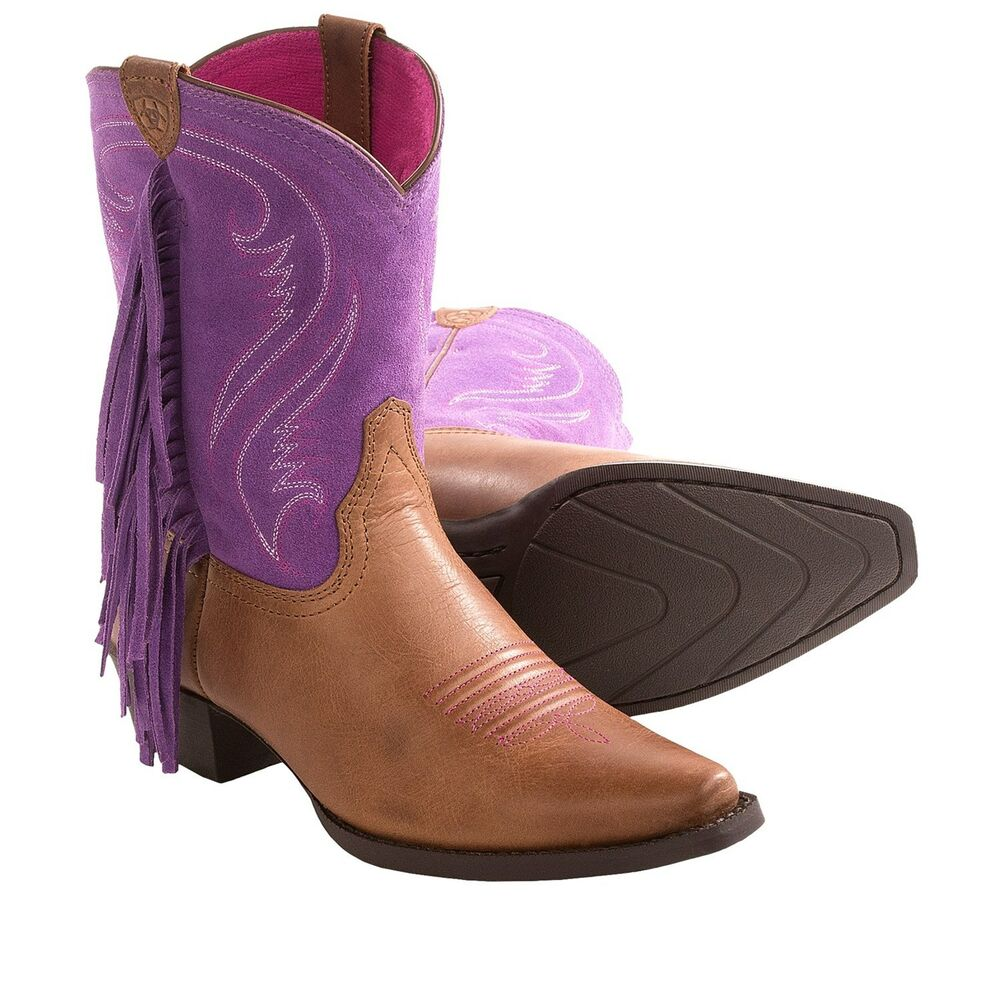 Kids Cowgirl Boots | eBay