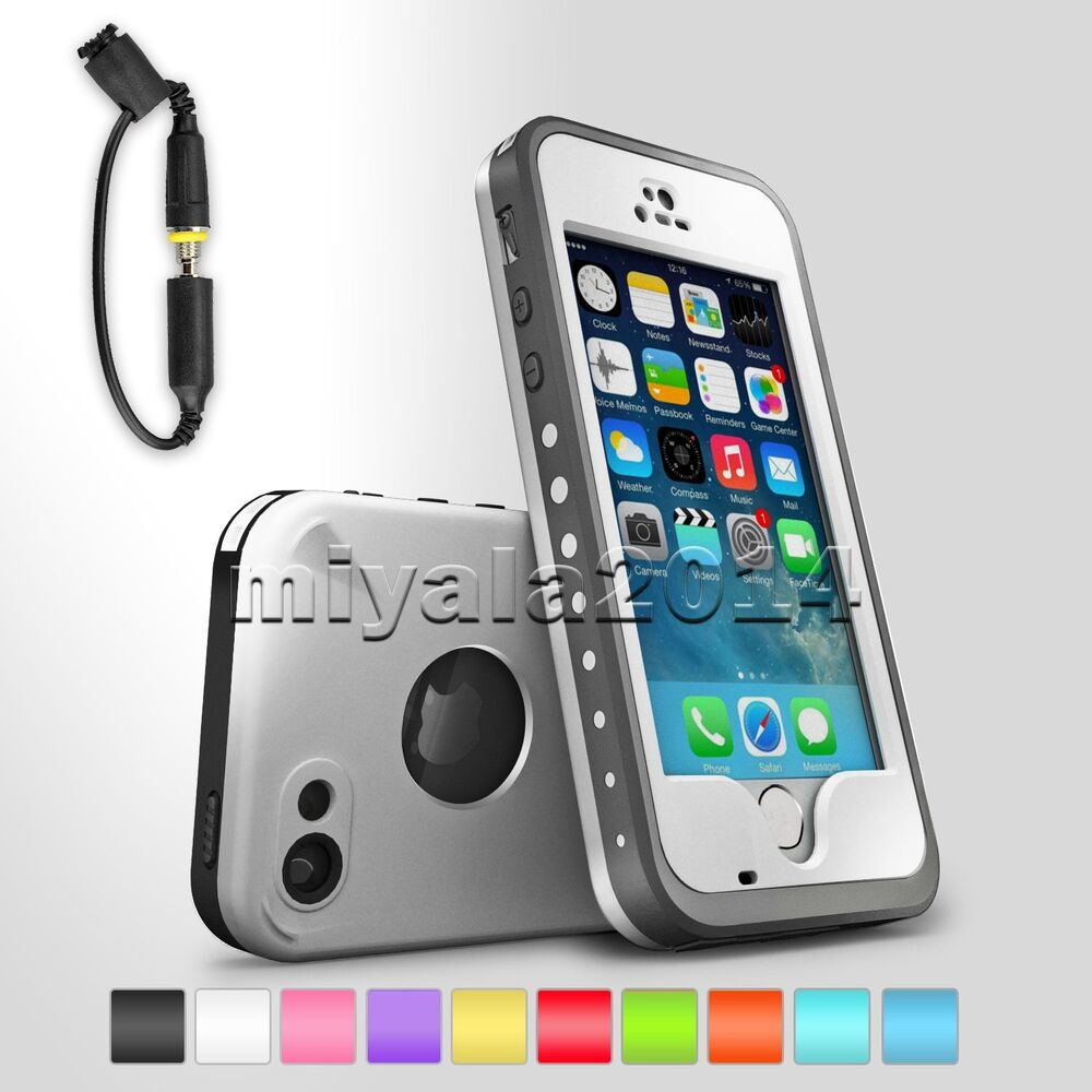 ebay iphone 5s favolcano waterproof shockproof fingerprint scanner 1813