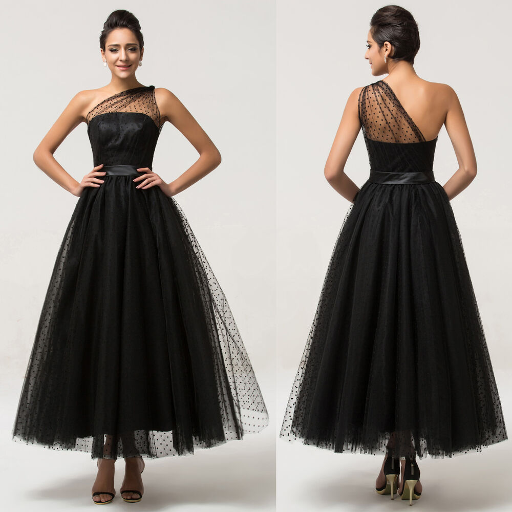 1950s tulle dress formal party long cocktail sexy evening gown ebay