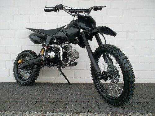 dirtbike pitbike 125ccm crossbike kinder cross motocross