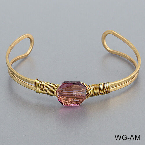 Gold Open Cuff Amethyst Stone Bohemian Style Simple Design. Sea Salt Pearls. Hammered Bracelet. Solid Gold Lockets. Fine Silver Jewelry. Bead Rings. Heart Bangle Bracelet Sterling Silver. 18k Gold Rings. 10 Year Wedding Band