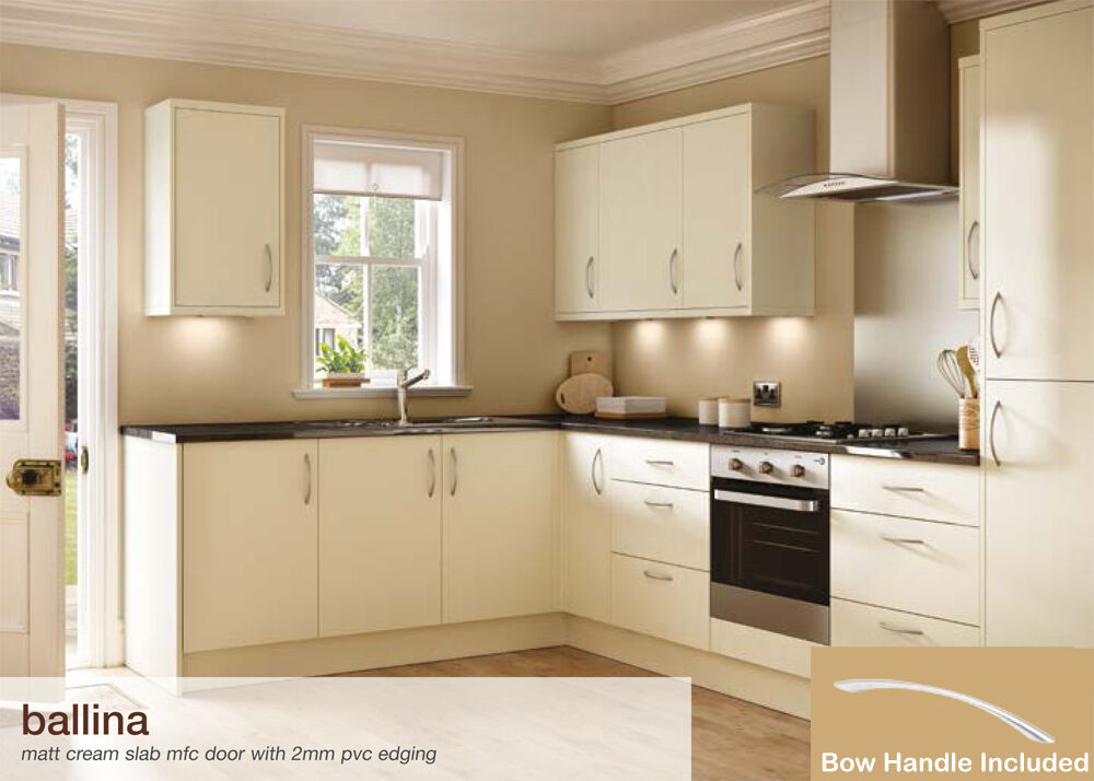 Mallow Vertical Oak Grain Kitchen Base And Wall Units