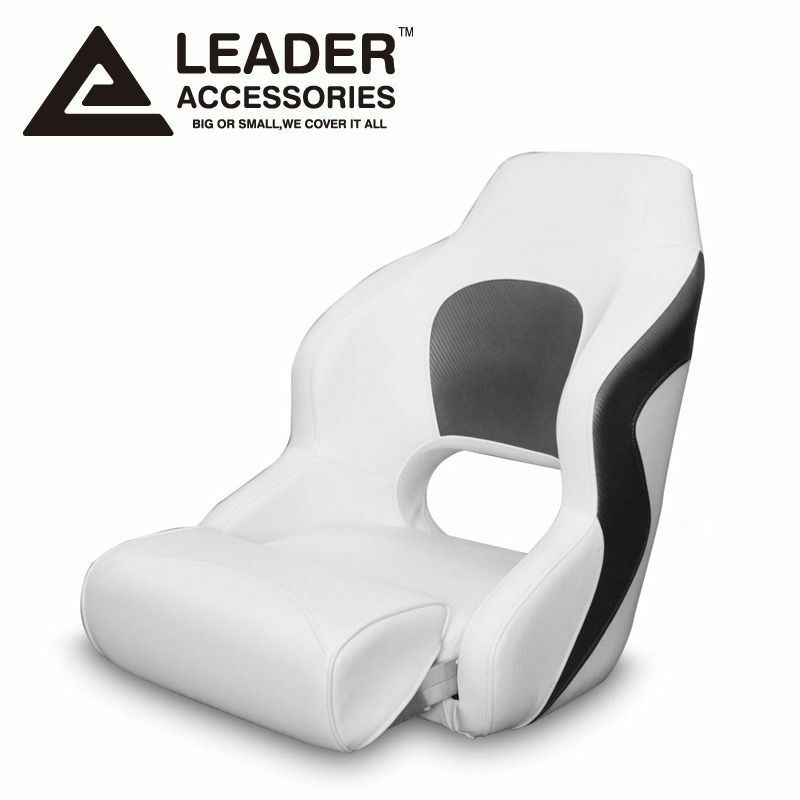 Leader Accessories Two Tone Captain S Bucket Seat Boat