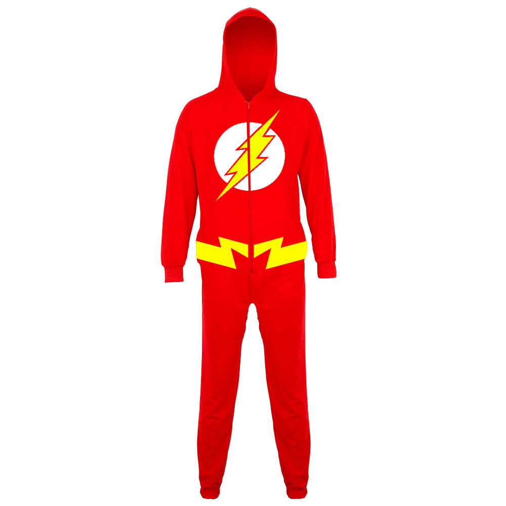 Want to recapture the thrill of being a kid again? Check out our superhero pajamas for adults with the footies on them! I usually show up to work like this.