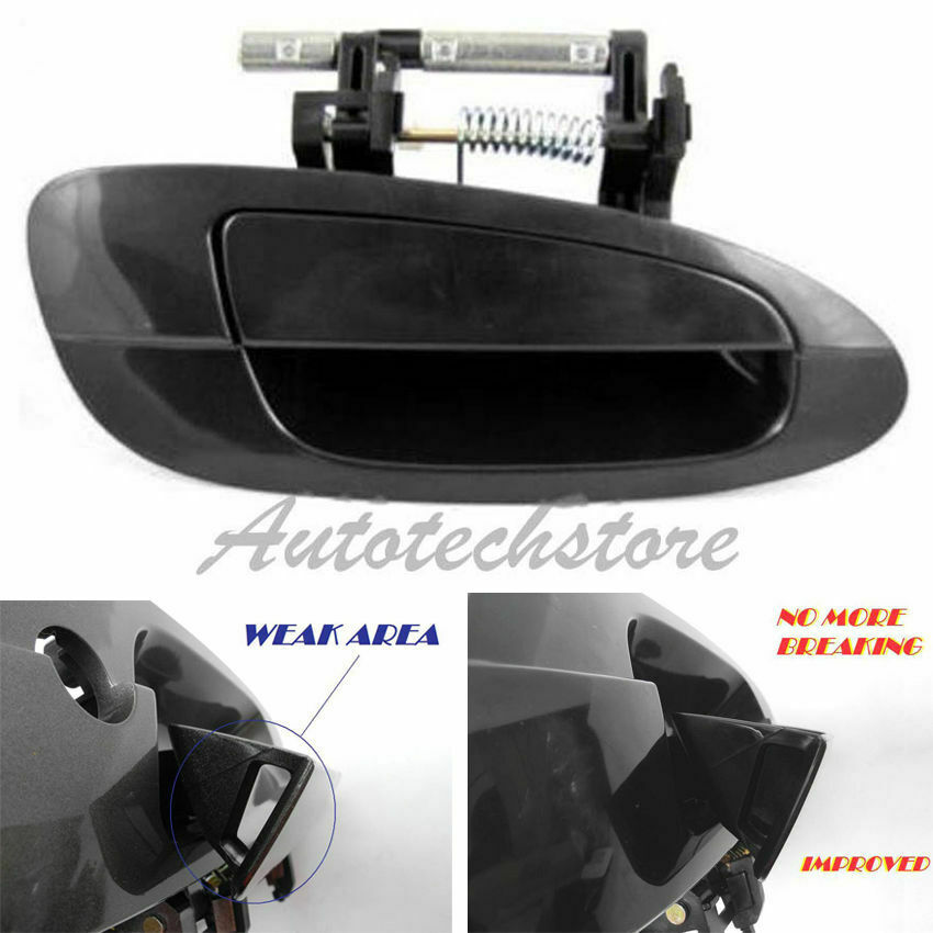 Front right outside door handle for 02 06 nissan altima for 02 nissan altima door handle