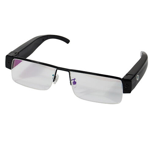 HD EYE GLASSES WITH HIDDEN CAMERA WITH BUILT IN DVR eBay