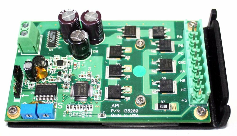 Co Bl23b46 02 02ro Brushless Dc Motor Driver Board 28m127