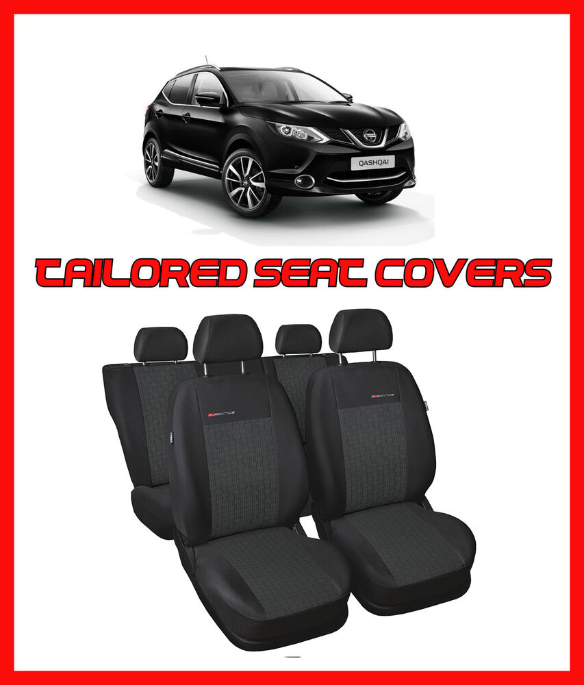 Seat Covers For NISSAN QASHQAI II 2013