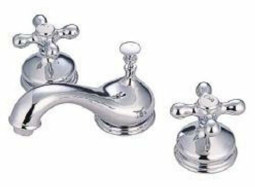 Chrome Bathroom Sink Faucet Faucets New Ebay