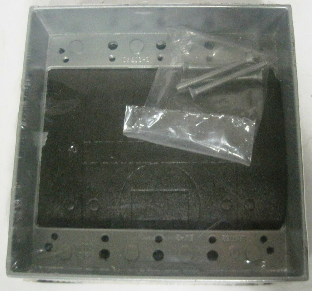 Greenfield 1 Gang Weatherproof Electrical Outlet Box