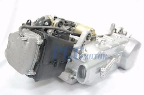 150cc 4 Stroke Gy6 Gas Scooter Cvt Complete Engine Go