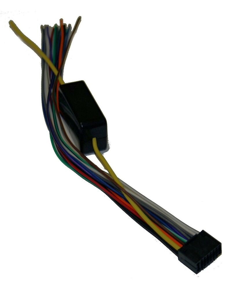 phase linear wire harness uv7 uv7i uv8 uv8i uv9i uv10 ebay. Black Bedroom Furniture Sets. Home Design Ideas