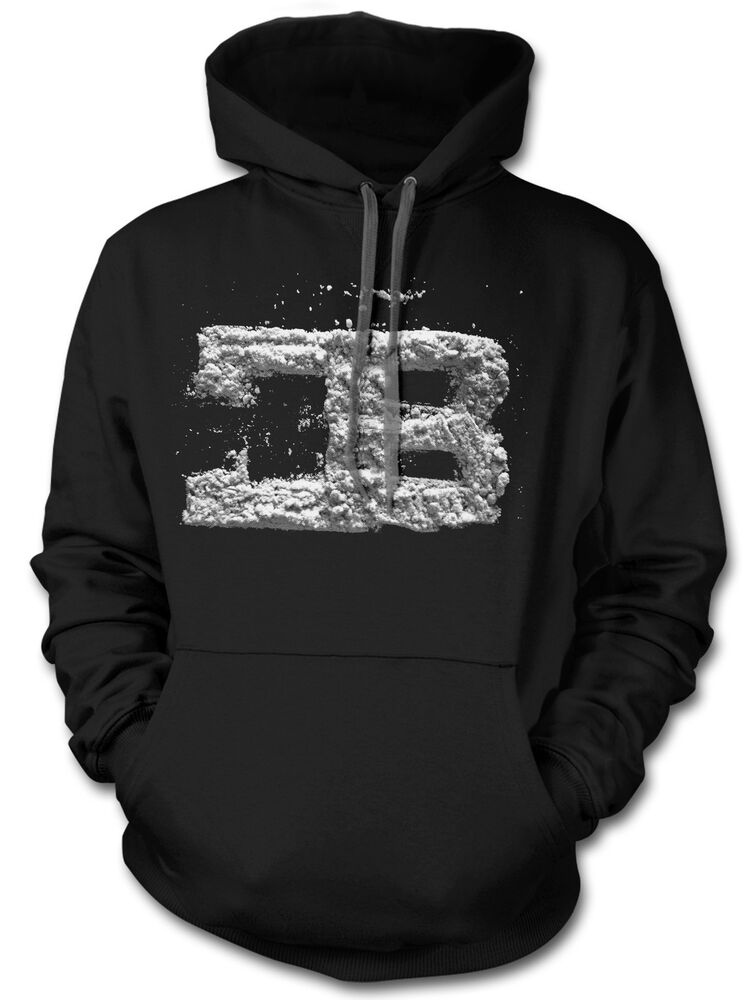 coke boys powder ringspun hoodie french montana rap hip. Black Bedroom Furniture Sets. Home Design Ideas