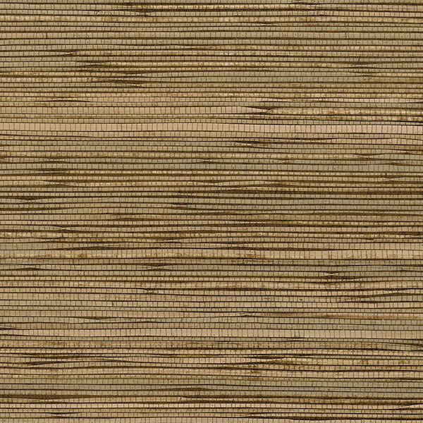 Vertical Texture Metallic Silver Faux Grasscloth Vinyl: Browns On Black Colors Unpasted Real Textured Grasscloth