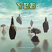 YES - Topography The Anthology 2 CD Album Studio Live Solo Classics Best Of Rare