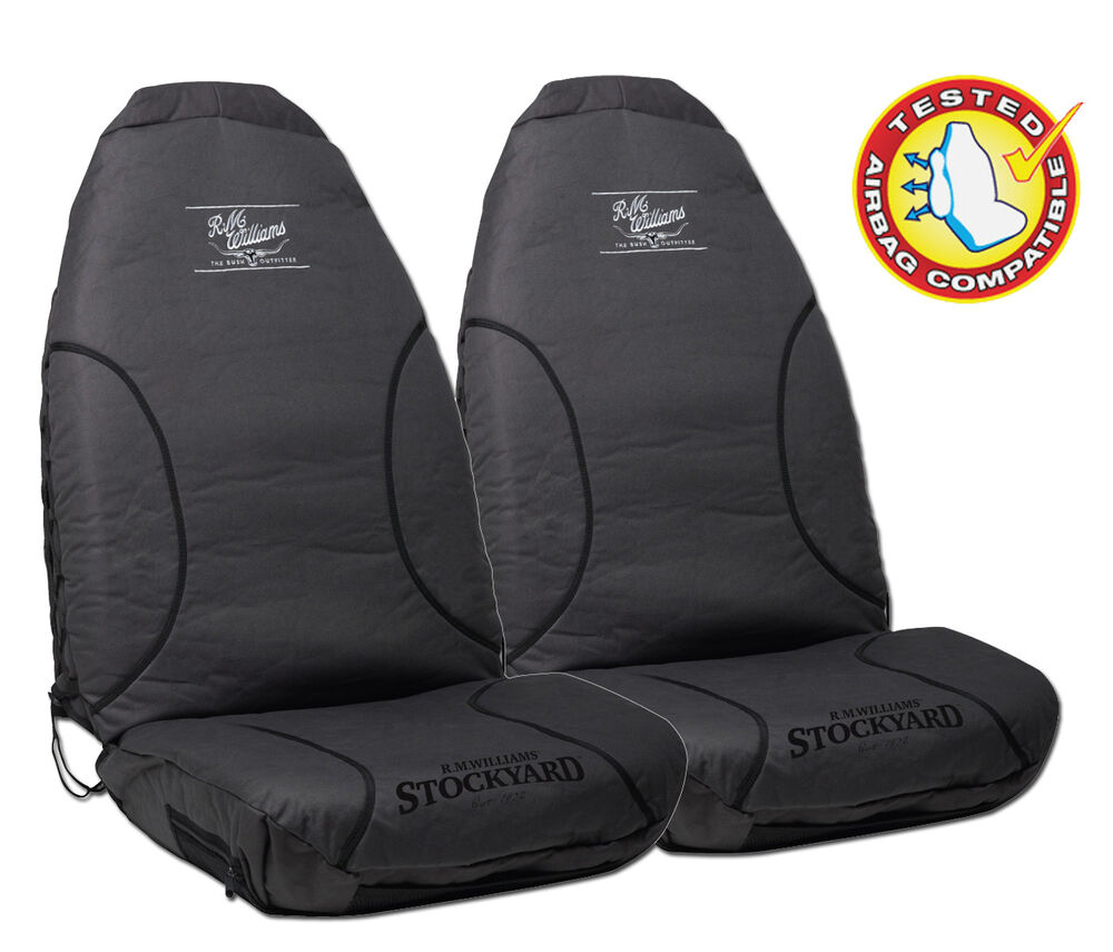Canvas Car Seat Covers Uk