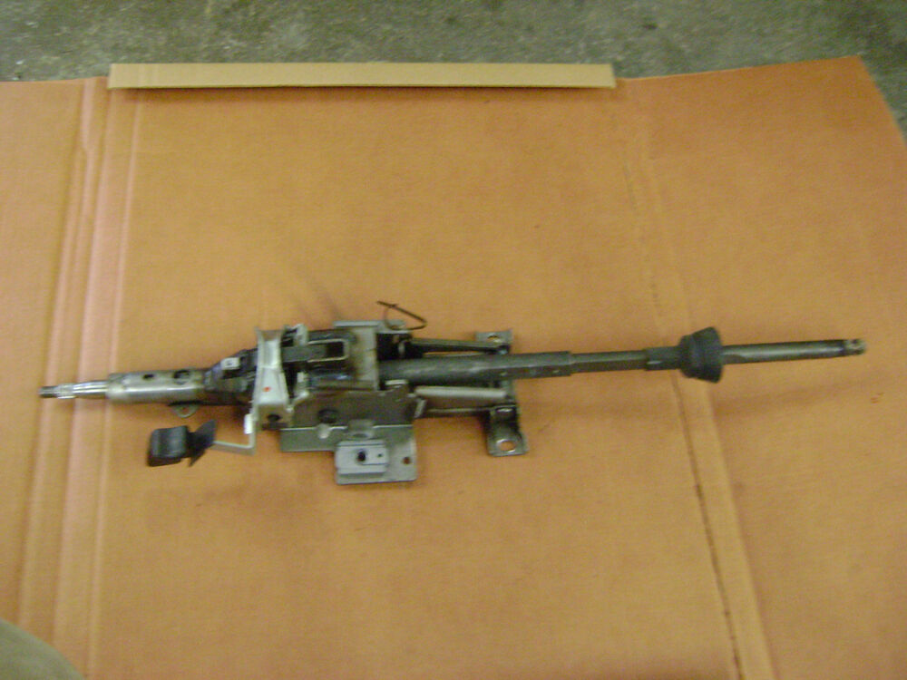 01 04 Land Rover Discovery Ii Steering Column Assembly