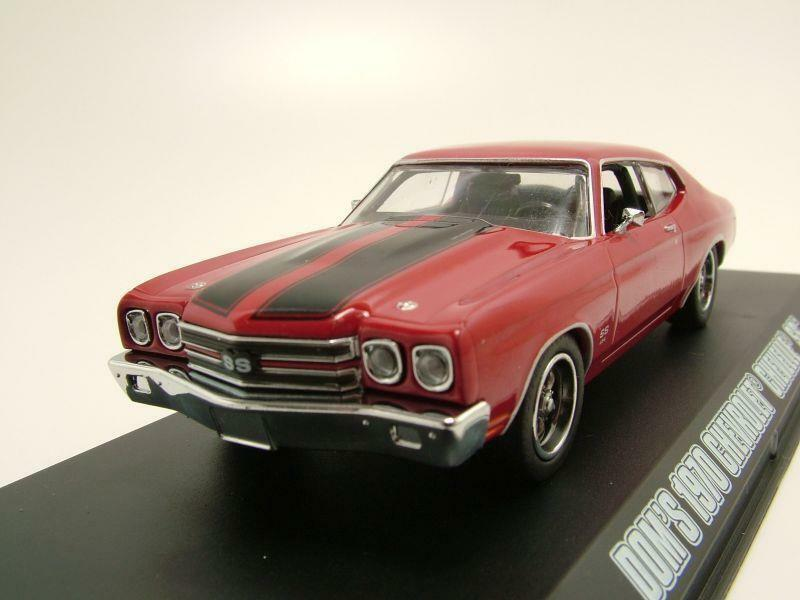 Chevrolet Chevelle SS 1970 red, Dom - Fast & Furious ...