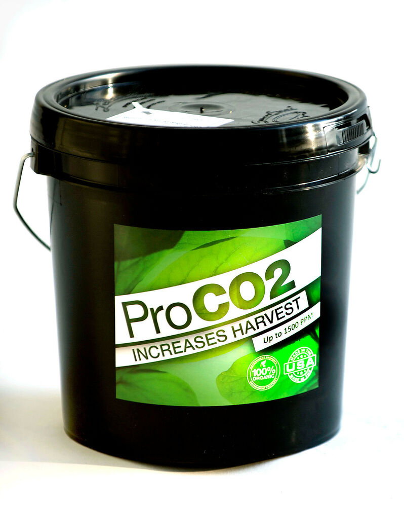 Xl Large Pro Co2 Hanging Bucket All Natural Grow Room Ez