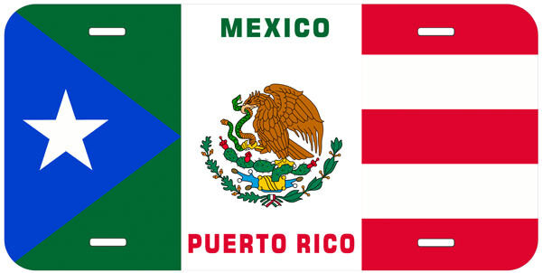 mexican and puerto ricans