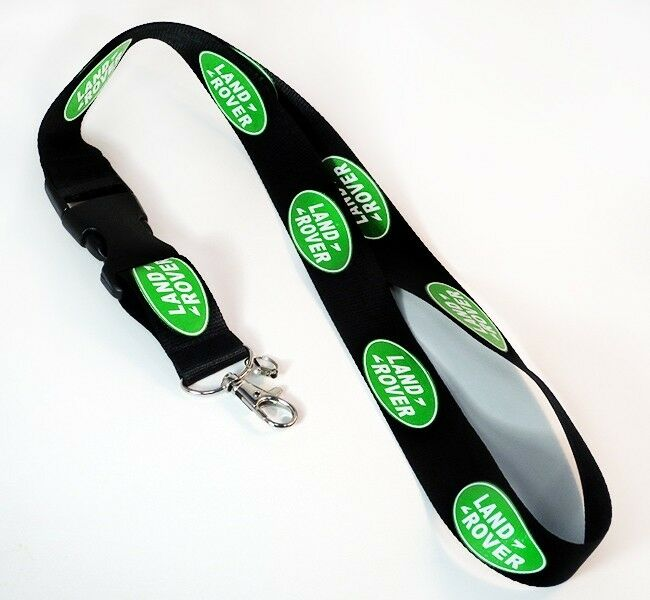 Land Rover Lanyard Keychain Cellphone Neck Strap Car House