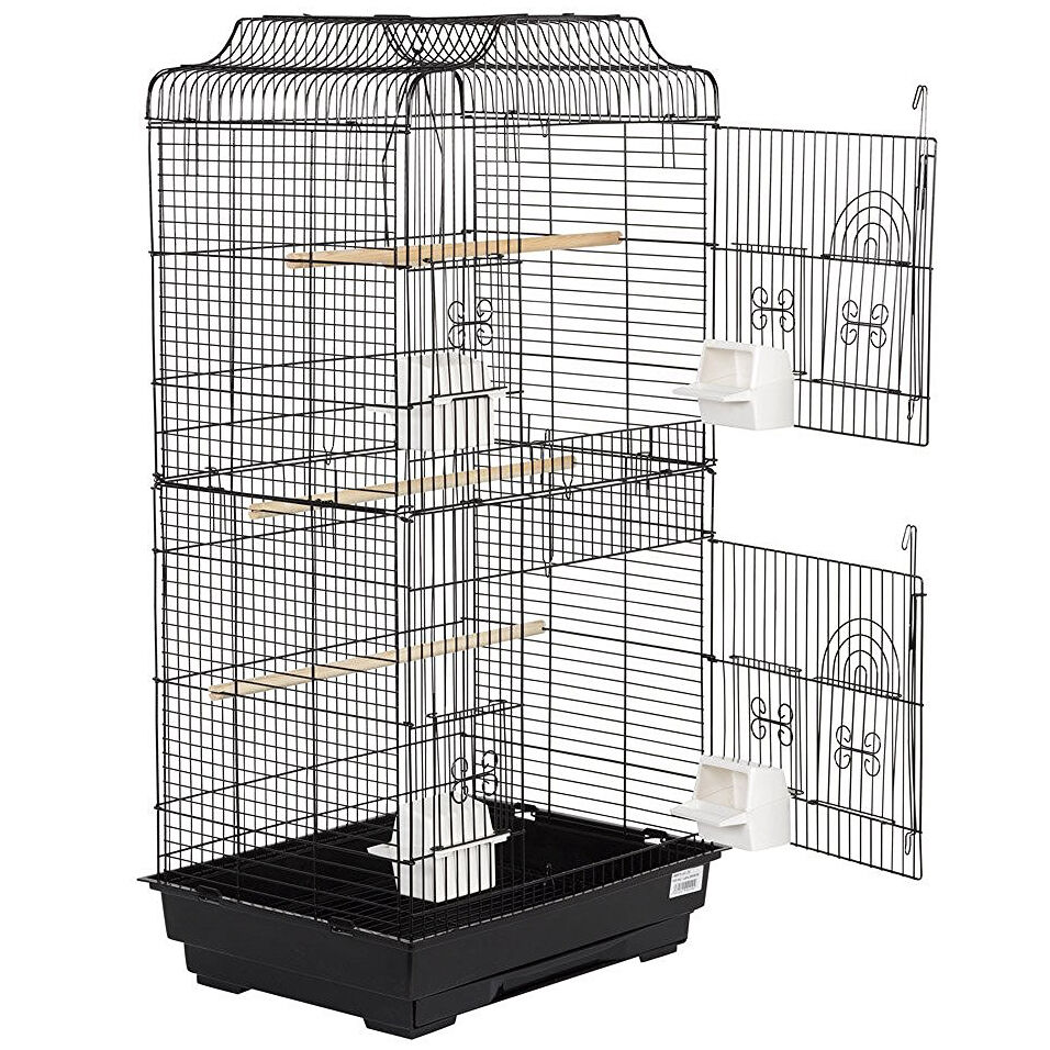how to build a canary bird cage