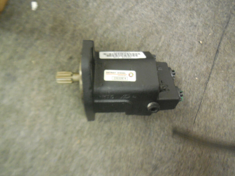 Detroit Diesel Series 60 >> NEW GENUINE DETROIT DIESEL FUEL PUMP 23532874 SERIES 60 | eBay
