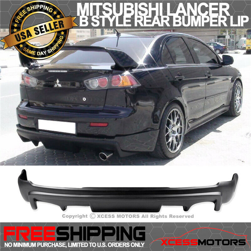 181784828521 on lancer car body kits