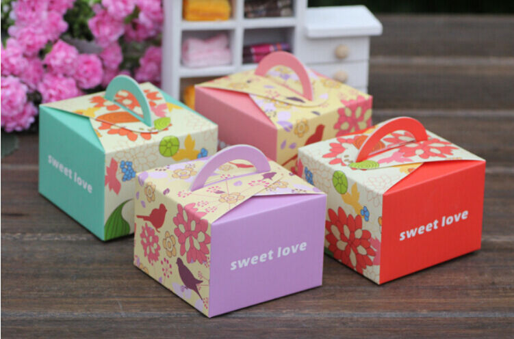 Wedding Gift Boxes Ebay : ... Floral