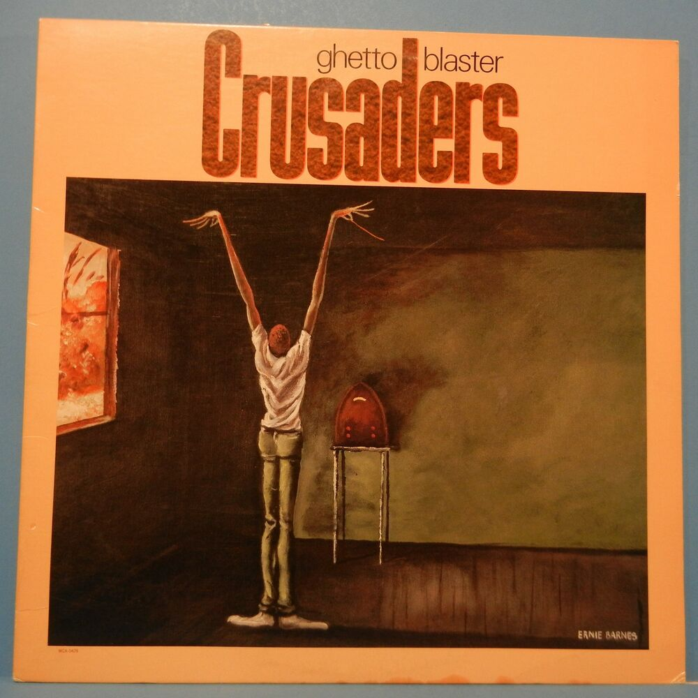 The Crusaders Ghetto Blaster