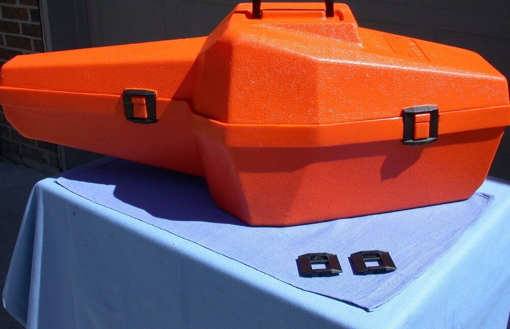 New Latch Vintage Stihl Chainsaw Case 009 011 020 025 026 027 029 034 036 038
