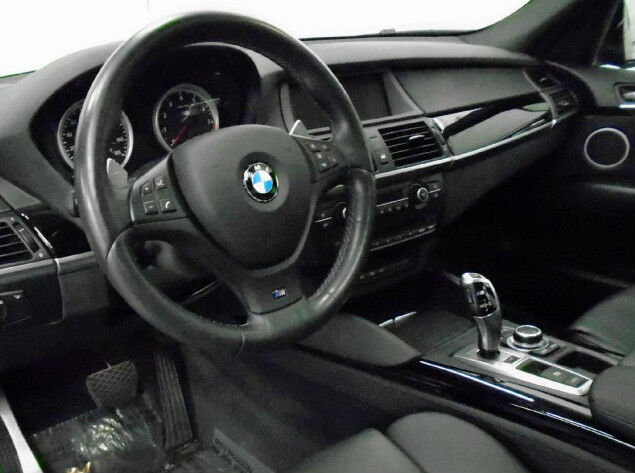 Interior Trim Pieces : Bmw genuine e lci piano black interior