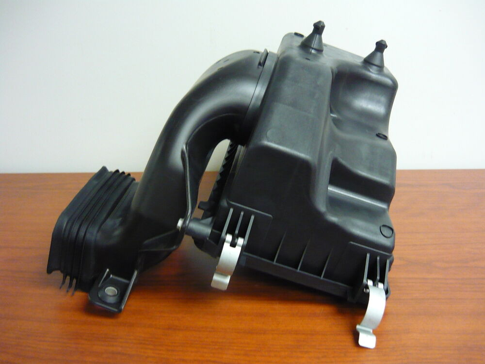 Air Cleaner Box : Ford oem air cleaner box bottom lower housing body