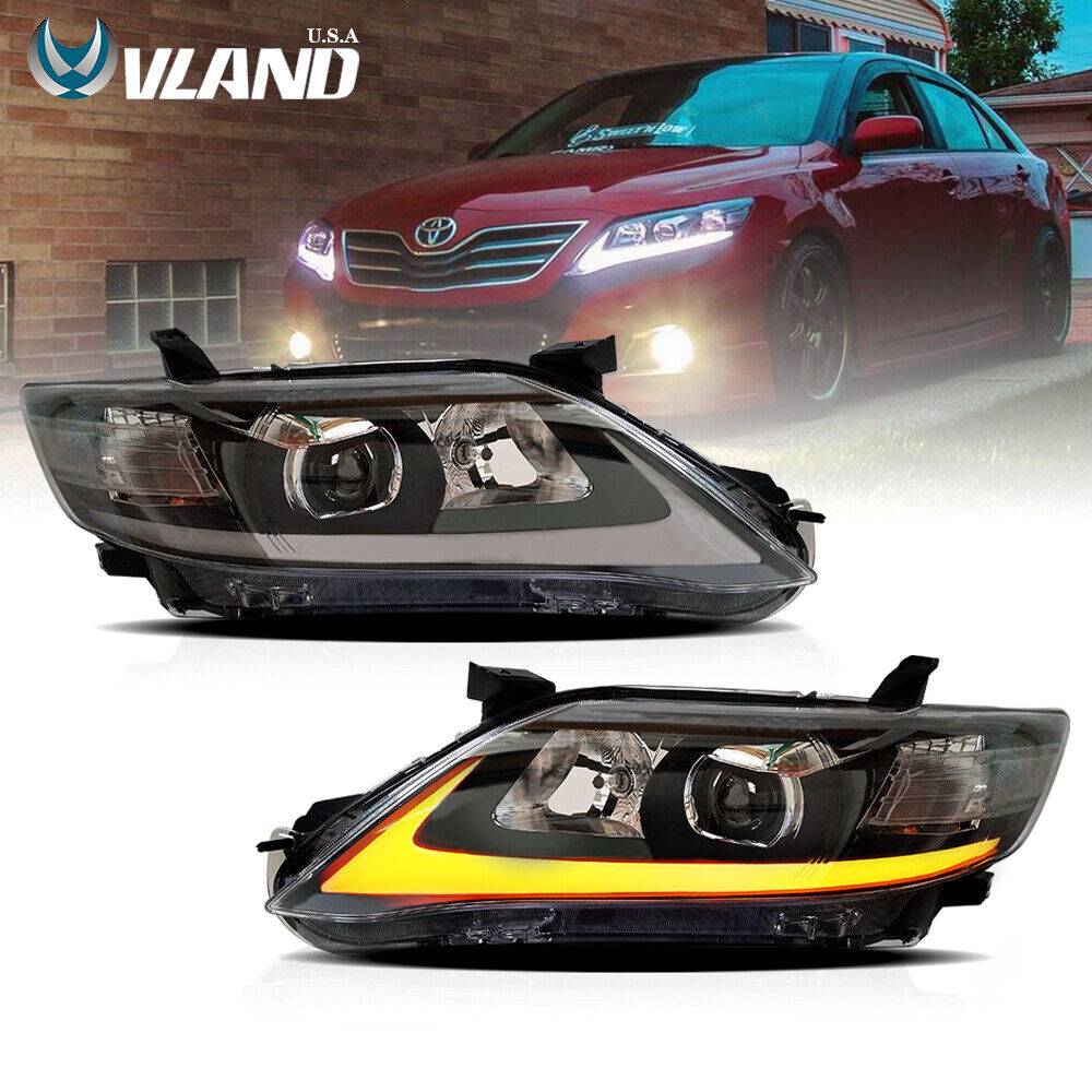 Toyota Camray: For 2010-2011 For Toyota Camry Headlight LED DRL