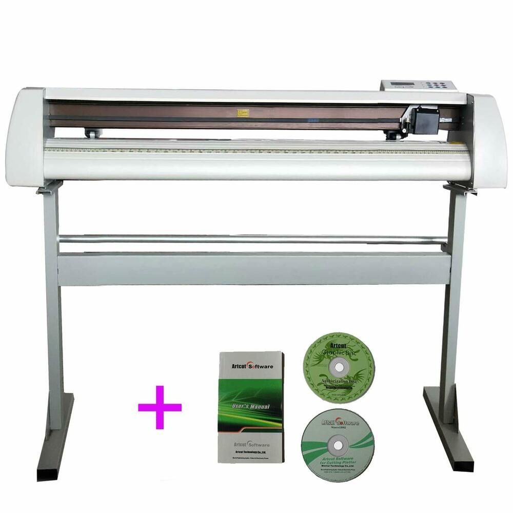 48 Redsail Cutting Vinyl Plotter Cutter Rs1360c Artcut