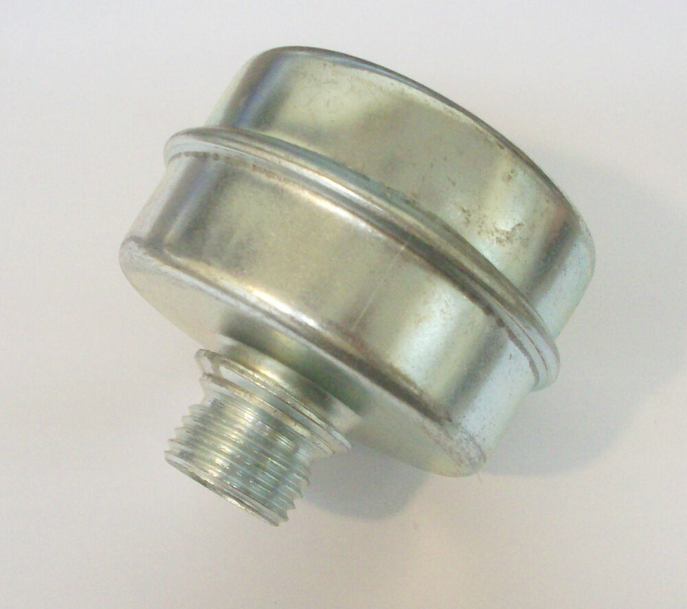 Small Engine Exhaust Parts : Universal short type small engine and lawnmowers exhaust