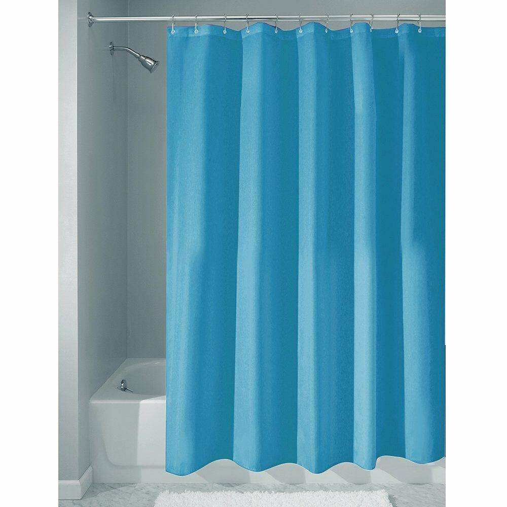 Shower Curtain Mold And Mildew Free Waterproof Fabric