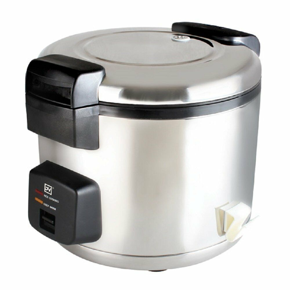 Thunder 33 Cup (uncooked) / 66 Cups (cooked) Rice Cooker